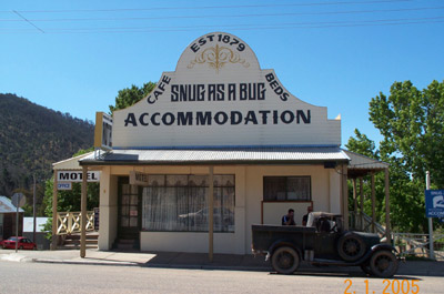 Snug as a Bug Motel - Accommodation Adelaide