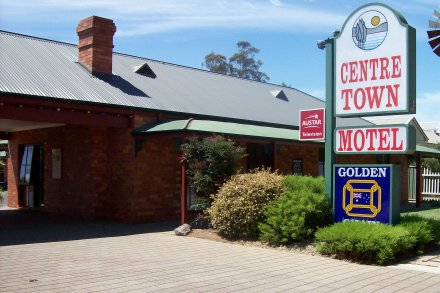 Centretown Motel Nagambie - Accommodation Adelaide