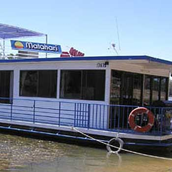 Matahari Houseboats - Accommodation Adelaide