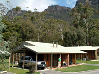 Halls Gap Log Cabins - Accommodation Adelaide