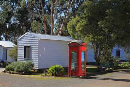 Shady Acres Caravan Park Ballarat - Accommodation Adelaide