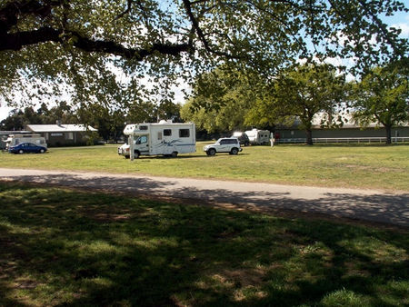 Sale Showground Caravan and Motorhome Park - Accommodation Adelaide