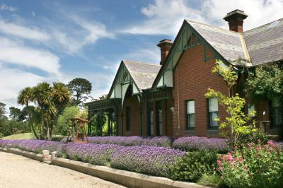 The Grange at Cleveland Winery - Accommodation Adelaide