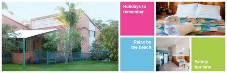 Kioloa Beach Holiday Park - Accommodation Adelaide