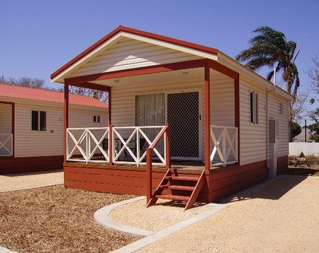 Outback Oasis Caravan Park - Accommodation Adelaide