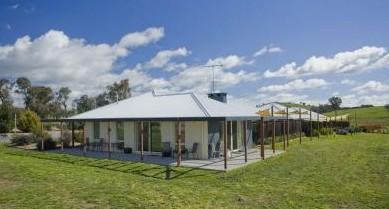Country Guesthouse Schonegg - Accommodation Adelaide