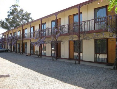 Central Motor Inn Wentworth - Accommodation Adelaide