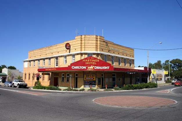Hastings Hotel - Accommodation Adelaide
