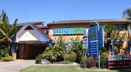 Fitzroy Motor Inn - Accommodation Adelaide