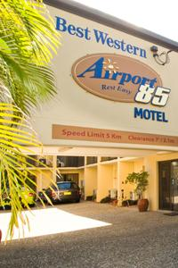 Best Western Airport 85 Motel - Accommodation Adelaide