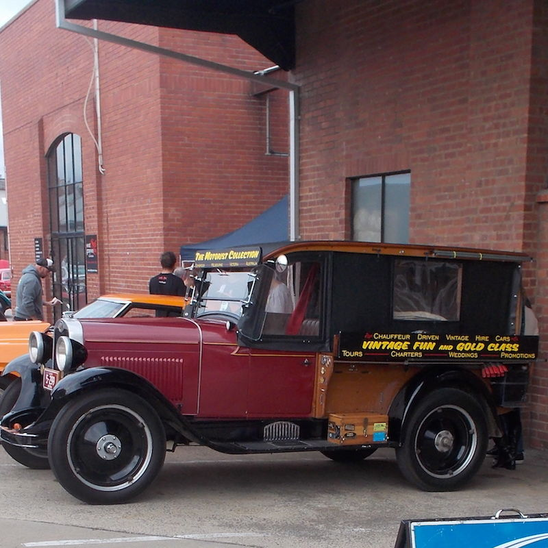 Vintage Fun Hire Cars - Accommodation Adelaide