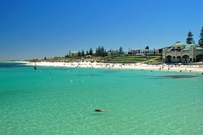 Cottesloe Beach - Accommodation Adelaide
