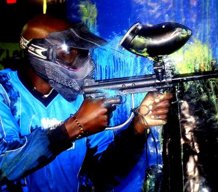 Melbourne Indoor Paintball - Accommodation Adelaide