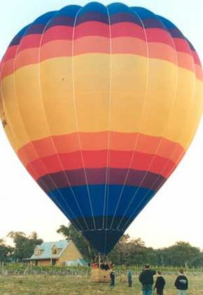 Balloon Flights of Bendigo