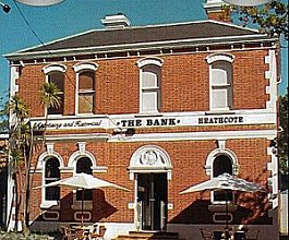 The Bank Heathcote - Accommodation Adelaide