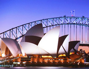 Sydney Opera House - Accommodation Adelaide