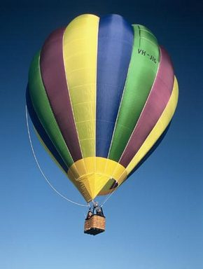 Balloon Safari - Accommodation Adelaide