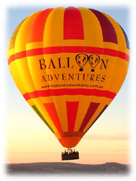 Balloon Adventures Barossa Valley - Accommodation Adelaide