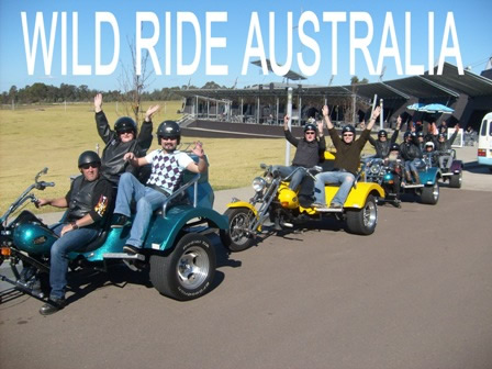 A Wild Ride - Accommodation Adelaide
