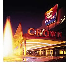 Crown Entertainment Complex - Accommodation Adelaide