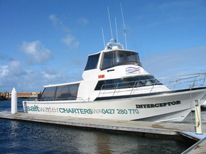 Saltwater Charters WA - Accommodation Adelaide