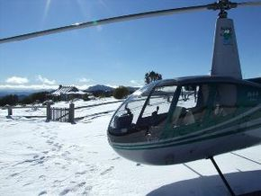 Alpine Helicopter Charter Scenic Tours - Accommodation Adelaide