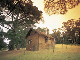 Heysen - The Cedars - Accommodation Adelaide