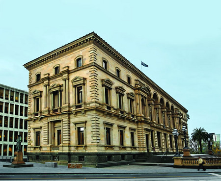 Old Treasury Building - Accommodation Adelaide