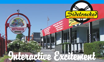 Sidetracked Entertainment Centre - Accommodation Adelaide