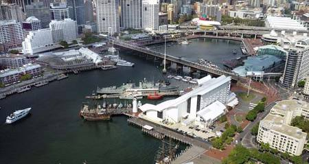 The Australian National Maritime Museum - Accommodation Adelaide