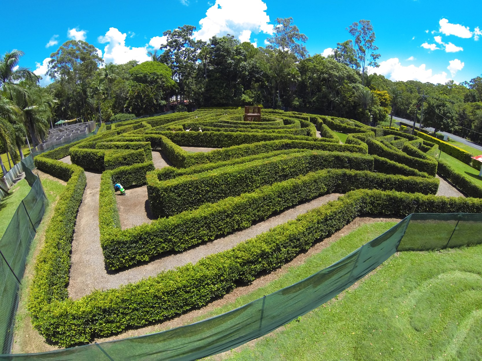 Bellingham Maze - Accommodation Adelaide