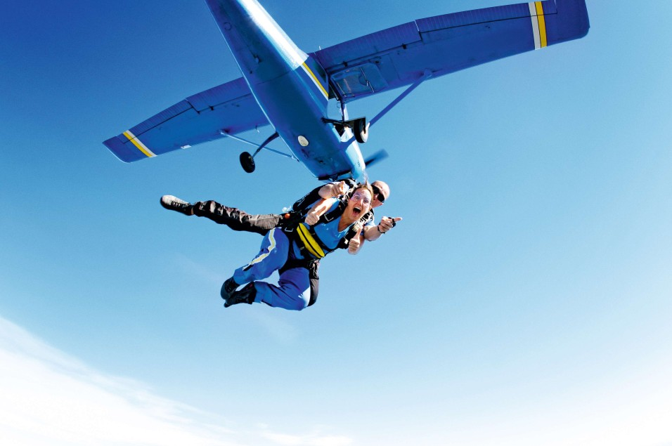 Skydive the Beach and Beyond Yarra Valley - Accommodation Adelaide