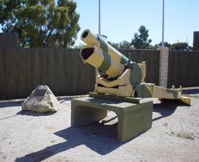 Military Museum Merredin - Accommodation Adelaide