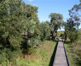 Kepwari Trails Wetland Wonderland - Accommodation Adelaide