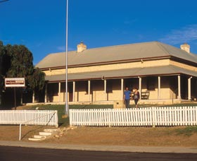 Irwin District Museum - Accommodation Adelaide