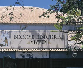 Broome Historical Society Museum - Accommodation Adelaide