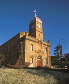 The Albany Town Hall - Accommodation Adelaide