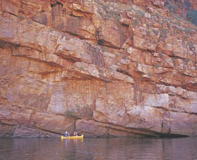 Dimond Gorge - Accommodation Adelaide