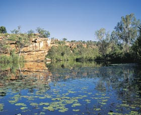 Manning Gorge - Accommodation Adelaide