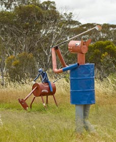 Tin Horse Highway - Accommodation Adelaide