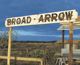 Broad Arrow - Accommodation Adelaide