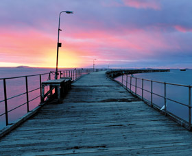 Tanker Jetty - Accommodation Adelaide