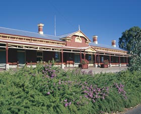 Old Railway Station Museum - Accommodation Adelaide