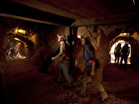 Heritage Blinman Mine Tours - Accommodation Adelaide