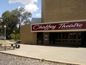 Chaffey Theatre - Accommodation Adelaide