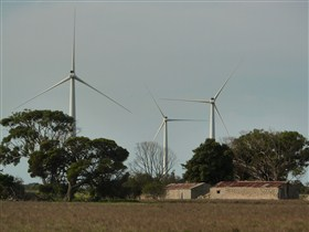Wattle Point Wind Farm - Accommodation Adelaide