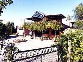 The Terrace Gallery at Patly Hill Farm - Accommodation Adelaide