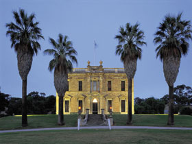 Martindale Hall - Accommodation Adelaide