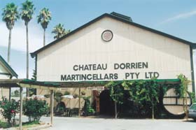 Chateau Dorrien Winery - Accommodation Adelaide