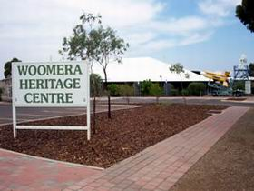 Woomera Heritage and Visitor Information Centre - Accommodation Adelaide